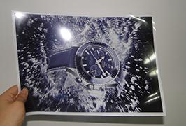 3.2m (10 అడుగులు) పర్యావరణ ద్రావణి ప్రింటర్ WER-ES3202 2 చే ముద్రించబడిన దీపం ముక్క